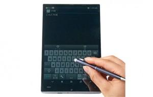 Xperia(TM) Z3 SOL26 タッチペン