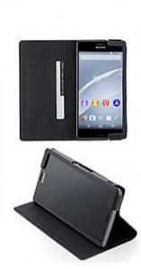 Xperia™ Z3 スタンド機能付きケース