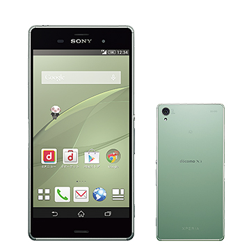 XperiaTM Z3 SO-01G